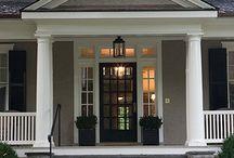 HOME -- Exterior Paint