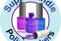 Frightfully Spectacular Nail Polish / New UK indie Nail Polish brand, Frightfully Spectacular / by Frightfully Spectacular