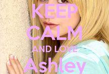 <3 Keep calm: Ashley Tisdale <3