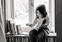 """* Once upon the time / """" Shh... I'm reading! """""""