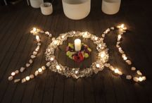 Pagan Altars / Natural Altars for Pagans, Wiccans, & Witches (Magick & Wicca)