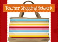 Teacher Shopping Network / Daily Steals at up to 55% off! / by Charity Preston @ Organized Classroom
