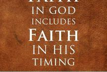 Faith / by Gina Godfrey