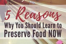 5 Reasons Why Learn to Preserve Food