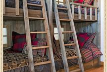 Bunkbeds / by Anna Quilting & Wool
