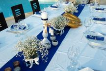 Private Villa parties in Crete / We create one of a kind events. Celebrate your birthday, anniversary, reunion with style in the luxury of your own private villa. www.royalblueevents.gr