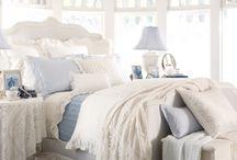 bedroom decor / curtains