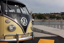 Volkswagon Kombi Microbus / Definitely one of the best 13 Window buses available! With restoration finished only a couple  months ago this Kombi spent the summer in Carlsbad, California before being  shipped to Sydney.