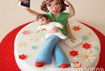 Anneye Doğum Günü Pastaları