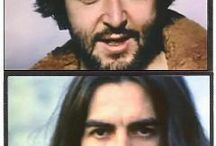 george, paul, ringo and john / George, Paul, Ringo and John.