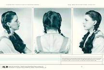 Hollywood Hairstyle Test