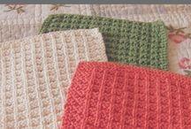 Knit Dishcloth Patterns