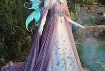 fairies& princesses GOWNS