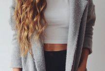 Outfit Ideas // Fall-Winter ♡ / Outfit ideas for fall and winter