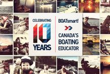 Favourite Boating Moments / At BOATsmart!, we're celebrating our 10th year as Canada's Boating Educator. Over the past week we've been sharing our favourite photo moments. Like our board, post some photos and tell us what you love about boating in Canada - let's celebrate!  http://www.boatsmartexam.com