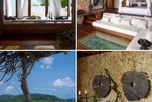 Amazing hotels....