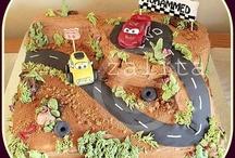 Cake - Cars
