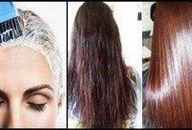 cheveux masque