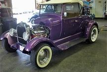 Vintage Car's