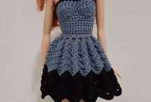 vestiti x Barbie