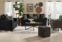 Eye-Catching Eclectic / Eclectic looks from Furniture.com. / by Furniture.com