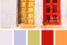 Fascinating Color Combos / by Tina