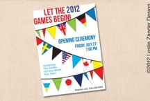 celebrate // olympics / Celebrate the Olympics with these craft ideas.