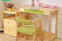 Детская мебель / Дизайн детской мебели детских кроватей столов стульев