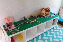 LEGO tables / by Paige Gollatz Snyder