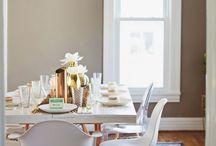 Étkezők / Dining rooms