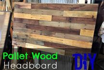 How To: DIY Tutorials and Blogs / These are How to tutorials and DIY blog posts by Revival Wood Works. Many of these pins will feature pallet wood and other reclaimed materials for creating furniture and more!