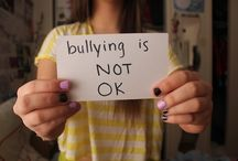 Bullying needs to stop! / by Alora Avally