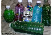 Autism and Sensory Activities/Tips