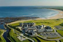Trump Doonbeg Wedding INSPIRATION / Real Wedding Inspiration, Coastal wedding, luxury wedding planner, 5* wedding venue, resort wedding