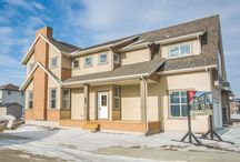 Athabasca Show Home / Stylishly appointed 2171sf show home, located in Regina's exclusive neighbourhood of Harbour Landing
