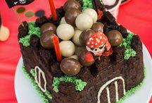 Fiestas de cumpleaños Pirata / Fiestas de cumpleaños con temática pirata para pasarlo genial con la familia y amigos. Pirate party