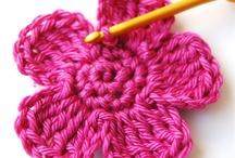 Crochet - Flowers & Granny square