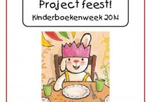Kinderboekenweek 2014 / Feest