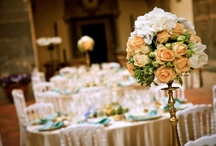 Centerpiece and table decor