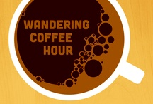 Wandering Coffee Hour / by Maria Manfredi