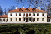 Kozy - Pałac Czeczów