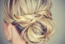 Hair for matric farewell