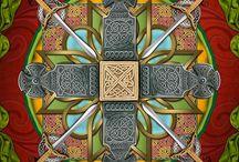 mandalas / images pour la méditation