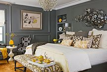 Master bedroom / by Kelli Iverson