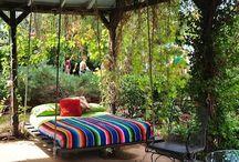 Paradise living / alternative accommodation ideas