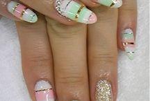 Nails / by Marci Stuchlikova