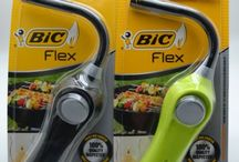 Accendigas / Accendigas elettronici e ricaricabili d vari brand Bic Maxlite Prof Lux ....