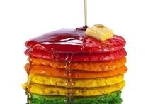 I love rainbows / by Melissa Kaye