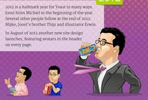 Things we like / Music, movies, humor, food: everything we like at Yoast!