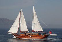 VESTA 1 SEVİL / #sailing, #yacht, #bluevoyage, #yachtcharter, www.cnlyacht.com